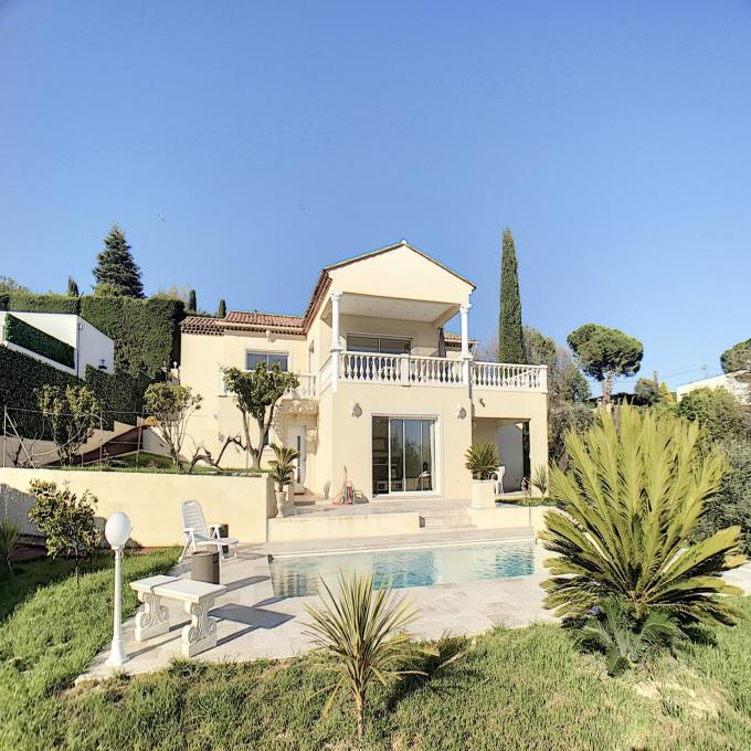 Exclusif Cagnes sur mer , villa individuelle...
